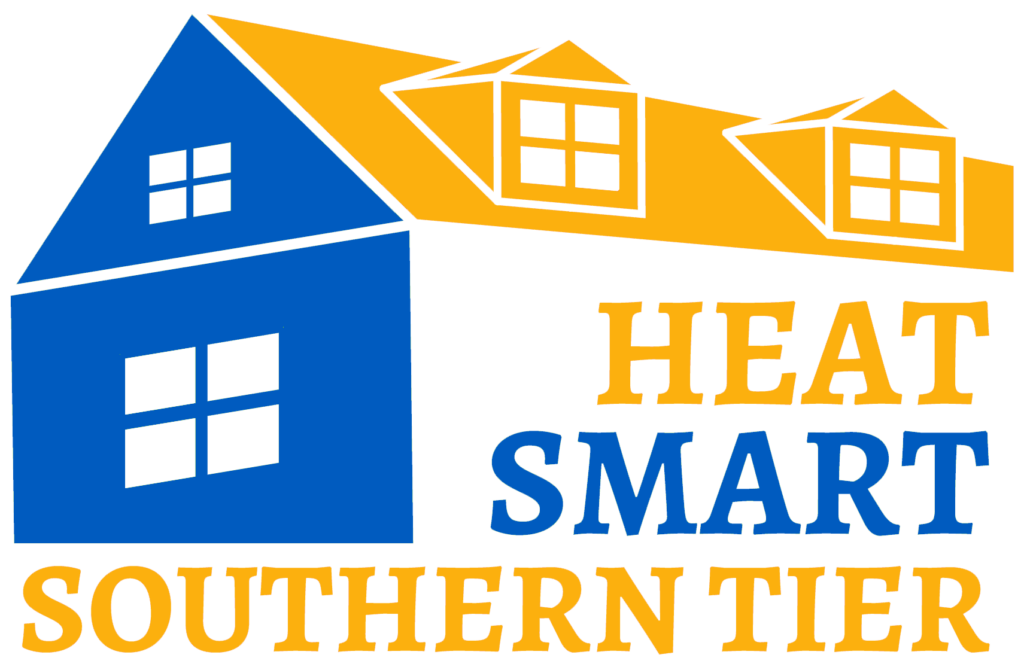 Heat smart southern tier logo